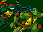 Ninja Turtles Shoot down