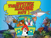Scooby Doo - Mystery Machine Ride 3