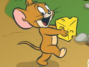Tom and Jerry Cheese Maze