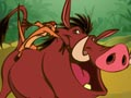 Timon and Pumbaa - Bug Blaster