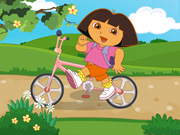 Dora Ride A Bicycle
