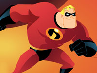 The Incredibles: Save the Day!