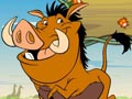 Timon and Pumbaa - BugTrapper