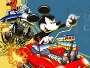 Mickey Mean Machine