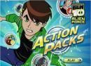 Ben 10 Alien force Action Packs