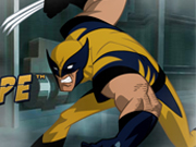 X-Men Wolverine Escape