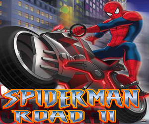 Spiderman Road 2