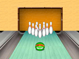 Bowling Ninja Turtles