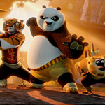 Hidden Numbers-Kung fu Panda